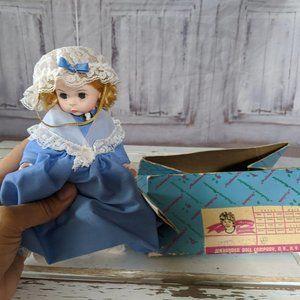 Madame Alexander United States 559 doll vintage